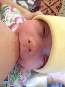 Недоношенный малыш